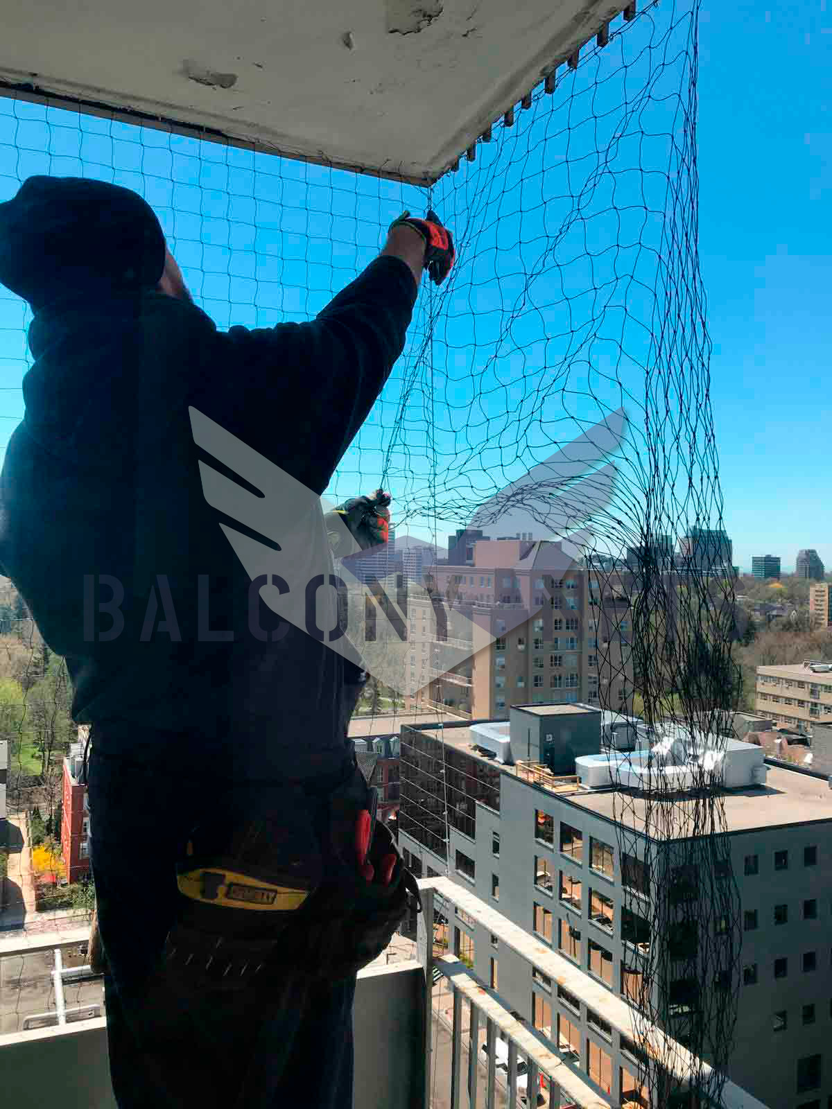 About Balcony Nets